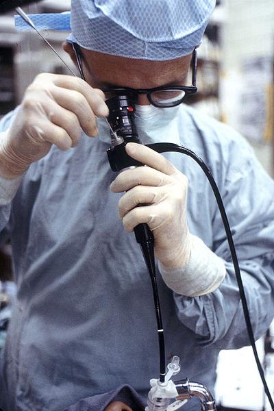 broncoscopia, doctor