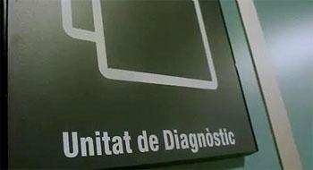 unitat de diagnòstic