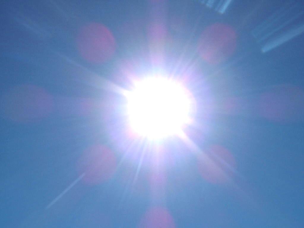 sol exposición solar