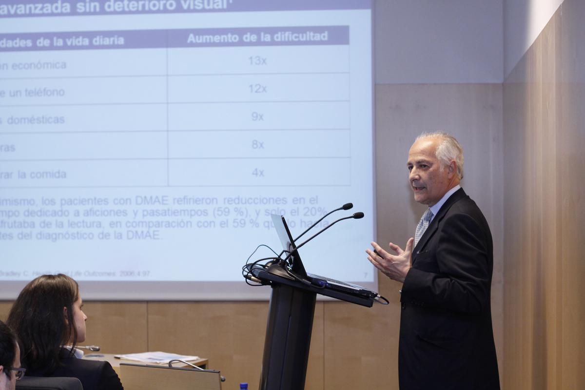 Doctor Borja Corcóstegui Fuente: Bayer