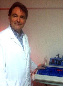 Doctor Humberto Loscertales Fuente: MediCentre