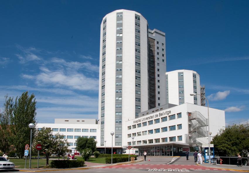 Hospital de Bellvitge Autor/a foto: H501zalc Fuente: Viquipèdia