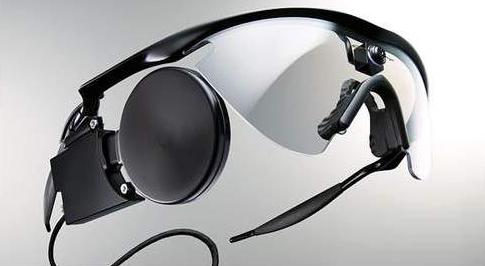 Argus II sistema de prótesis de retina Fuente: IMEX