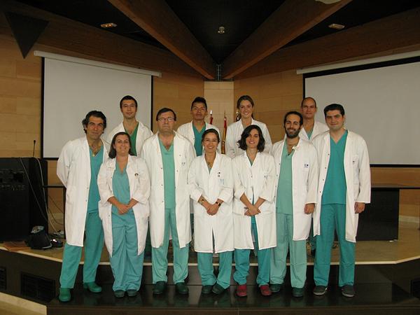 Servicio de Cirugía General y Digestiva de HM Sanchinarro Fuente: HM Hospitales