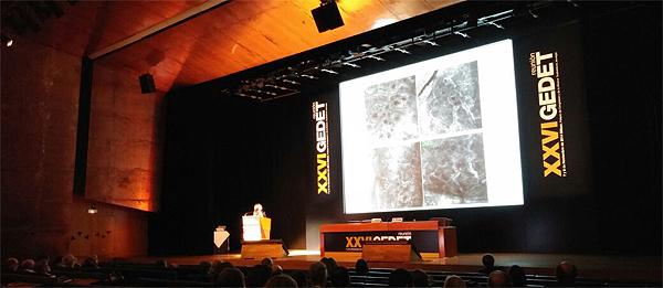 Uno de los instantes de la Reunión del GEDET Fuente: www.farmacosalud.com