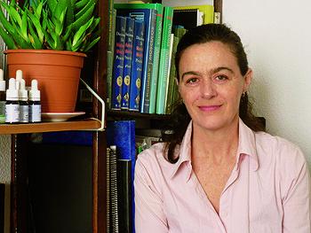Profesora Susan Kempster Fuente: ISMET