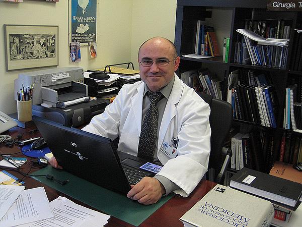 Doctor José Belda Fuente: SEPAR