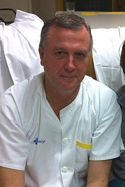 Doctor Francisco Javier Ortega Ríos Fuente: Dr. Ortega Ríos