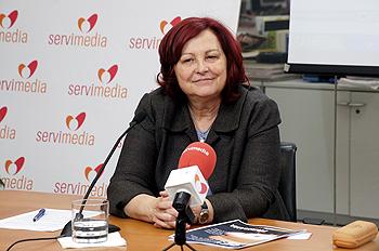 Doctora Nieves Martell Fuente: Servimedia