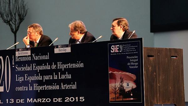 Una de las sesiones de SEH-LELHA 2015 Autor/a: Enric Arandes / www.farmacosalud.com Fuente: E. Arandes / www.farmacosalud.com
