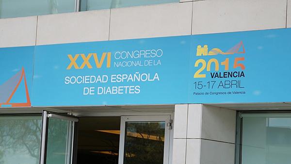 Acceso al Congreso de la SED 2015 Autor/a de la imagen: Enric Arandes Fuente: E. Arandes / www.farmacosalud.com