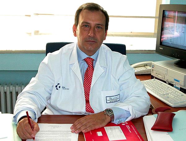 Doctor Txanton Martínez-Astorquiza Fuente: Dr. Martínez-Astorquiza