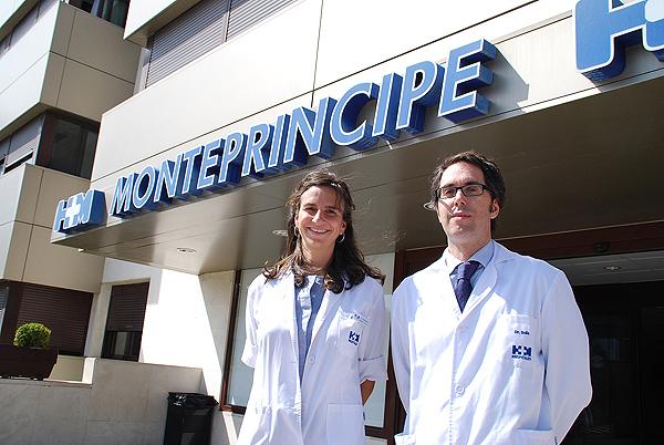 Doctores Leticia Fernández-Friera y Jorge Solís Fuente: HM Hospitales