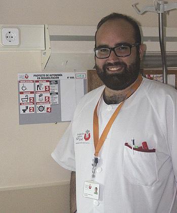 Alejandro Lendínez Fuente: Sociedad Española de Neurología (SEN) / SEDENE