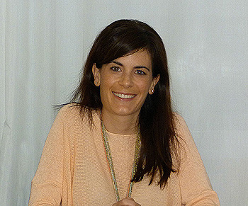 Doctora Lorea Bagazgoitia Fuente: Idealmedia / AEDV