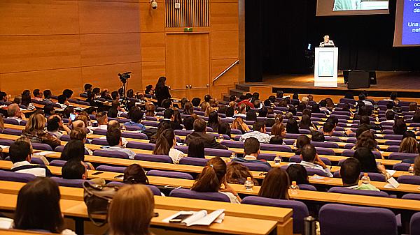 Un instante del Congreso S.E.N. 2015 Autor/a: Enric Arandes Fuente: E. Arandes / www.farmacosalud.com