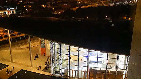 Vista exterior del Palacio de Congresos de Valencia, sede del Congreso de la S.E.N. 2015 Autor/a: Enric Arandes Fuente: E. Arandes / www.farmacosalud.com