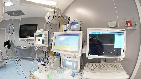 Autor/a de la imagen: E. Arandes / www.farmacosalud.com Fuente: Gentileza del Hospital Sagrat Cor de Barcelona