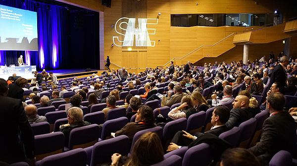 Un momento de la sesión Autor/a de la imagen: E. Arandes / www.farmacosalud.com
