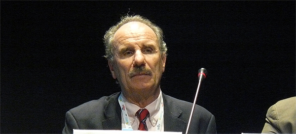 Doctor Francisco Guarner Autor/a de la imagen: Guillermo Castilla