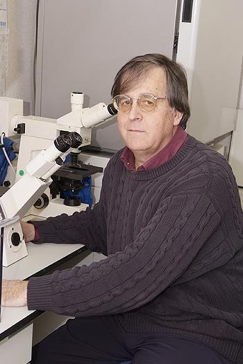 El doctor Erwin Knecht  Fuente: CIBER