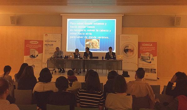 (de izq. a dcha) José Larena-Avellaneda, Susana Siemens, José Ignacio Zalba y Salvador Fernández Paniagua Fuente: GSK / Berbés Asociados