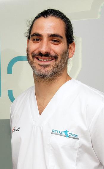 Doctor Francisco Minaya Fuente: Berbés Asociados