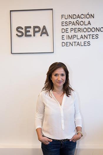 Doctora Regina Izquierdo Fuente: SEPA