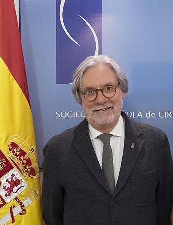 Doctor Carlos del Cacho Fuente: SECPRE / Cícero Comunicación