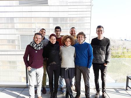 El equipo Sequentia Fuente: Sequentia  /  Parc Científic de Barcelona