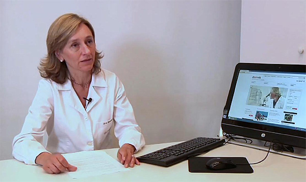 Doctora Eulàlia Baselga Fuente: www.farmacosalud.com