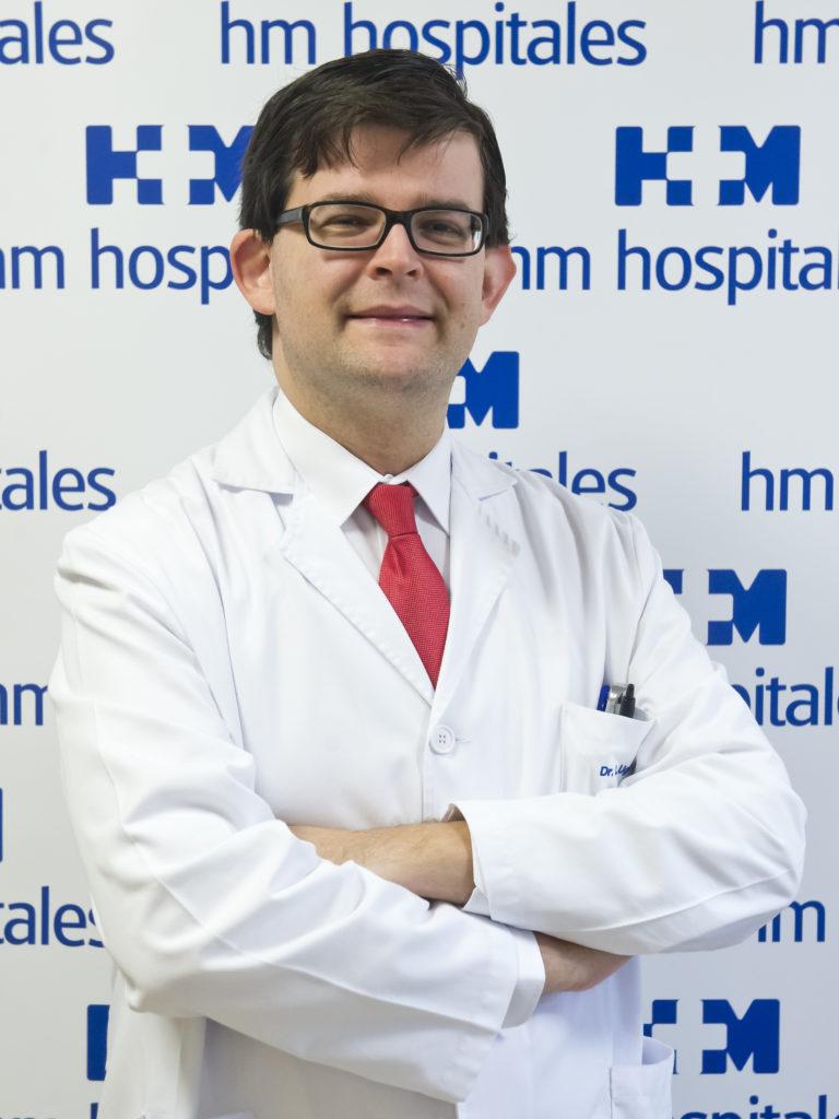 Doctor Lisardo Ugidos de la Varga Fuente: HM Hospitales