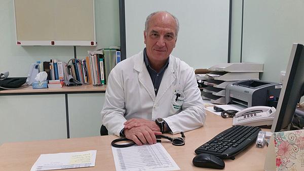 Doctor Mariano de la Figuera Fuente: Dr. De la Figuera