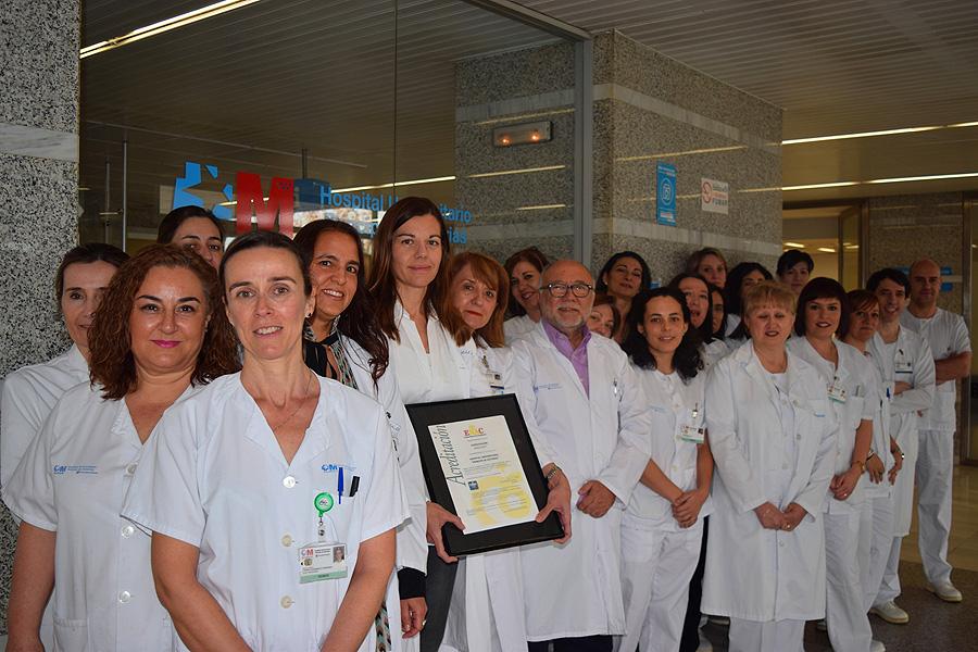 Fuente: Hospital Universitario Príncipe de Asturias