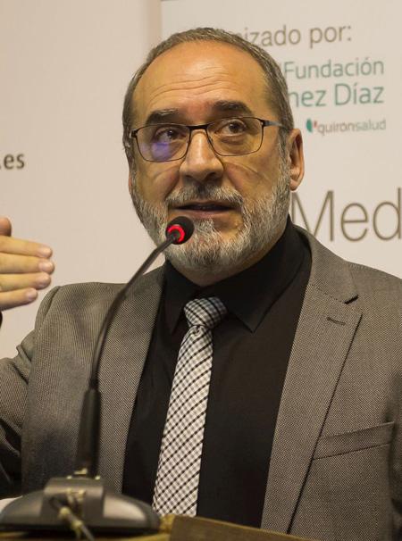 Doctor Juan C. Cigudosa Fuente: I Congr. Interd. de Genética Humana / P. Romero / Renovatio Biomédica