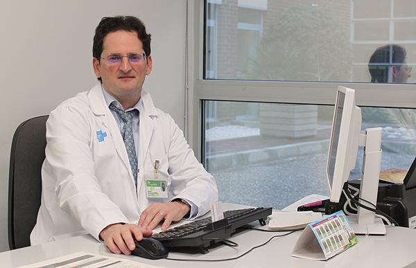 Doctor José Manuel Carrascosa Fuente: Hospital Universitario Germans Trias i Pujol
