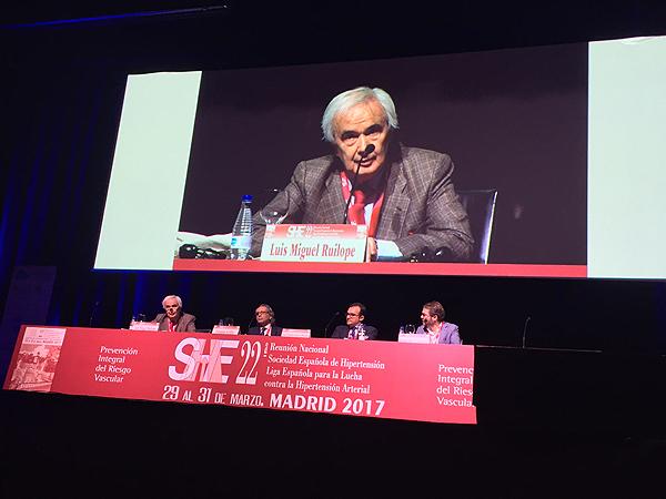 Doctor Luis Miguel Ruilope Autoría de la imagen y fuente: www.farmacosalud.com
