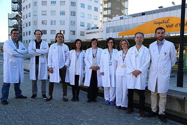 El equipo de rehabilitación multimodal Fuente: Hospital Universitario Vall d'Hebron