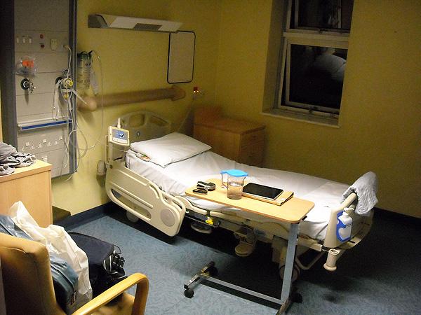 Una cama de hospital Autor/a de la imagen: NelC Fuente: Flickr / Creative Commons