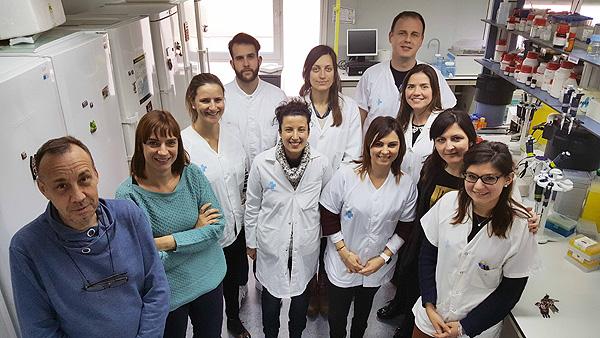 Investigadores del grupo de investigación Diamet, del CIBERDEM y el IISPV Fuente: CIBERDEM / Centro de Investigación Biomédica en Red (CIBER) / IISPV