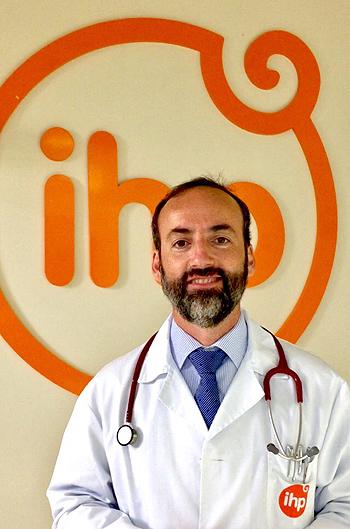Doctor Ignacio Salamanca de la Cueva Fuente: Dr. Salamanca / Pfizer