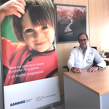 Doctor Federico Oppenheimer Fuente: Sandoz