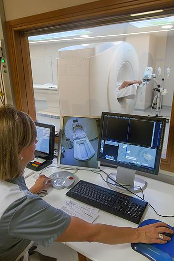 El nuevo TC permite diferenciar con precisión tumores de tejido sano con menor dosis de radiación