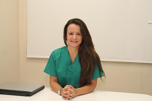 Doctora Ainhoa Placer Fuente: Dra. Placer / SECPRE / Cícero Comunicación