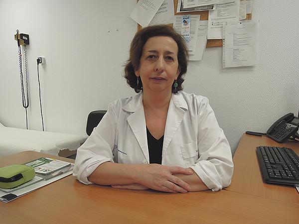 Doctora Ana Echarri Piudo Fuente: Dra. Ana Echarri Piudo