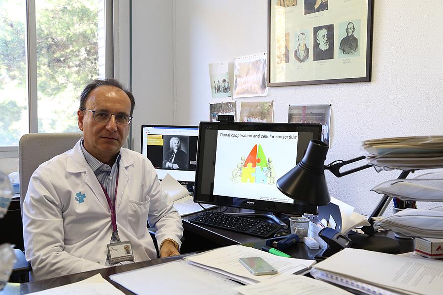 Doctor Santiago Ramón y Cajal  Fuente: Hospital Vall d'Hebron / VHIR