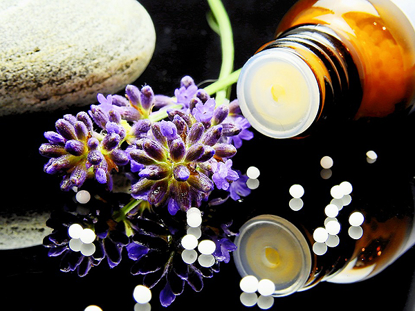 Homeopatía Autor/a de la imagen: WerbeFabrik Fuente: Pixabay / Public Domain