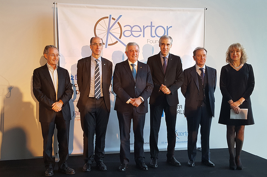 Imagen de la presentación de I2D2 Fuente: Janssen / Fundación Kærtor / Berbés Asociados