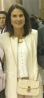 Doctora Belén Aguirrezabalaga Fuente: SEPEAP