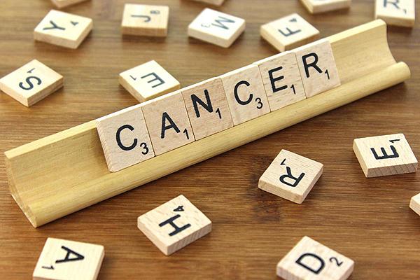 Piezas componiendo la palabra 'cáncer' en inglés ('cancer') Autor/a de la imagen: Nick Youngson (CC BY-SA 3.0 Alpha Stock Images) Fuente: www.thebluediamondgallery.com / Creative Commons